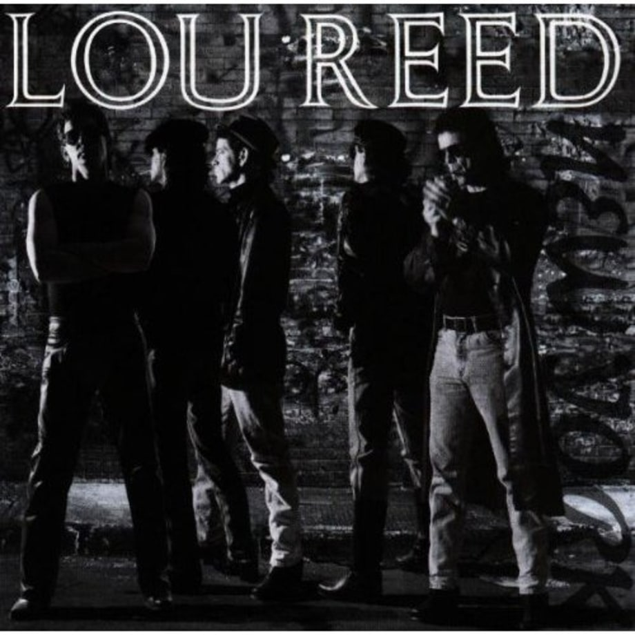 Lou Reed New York 100 Best Albums Of The Eighties