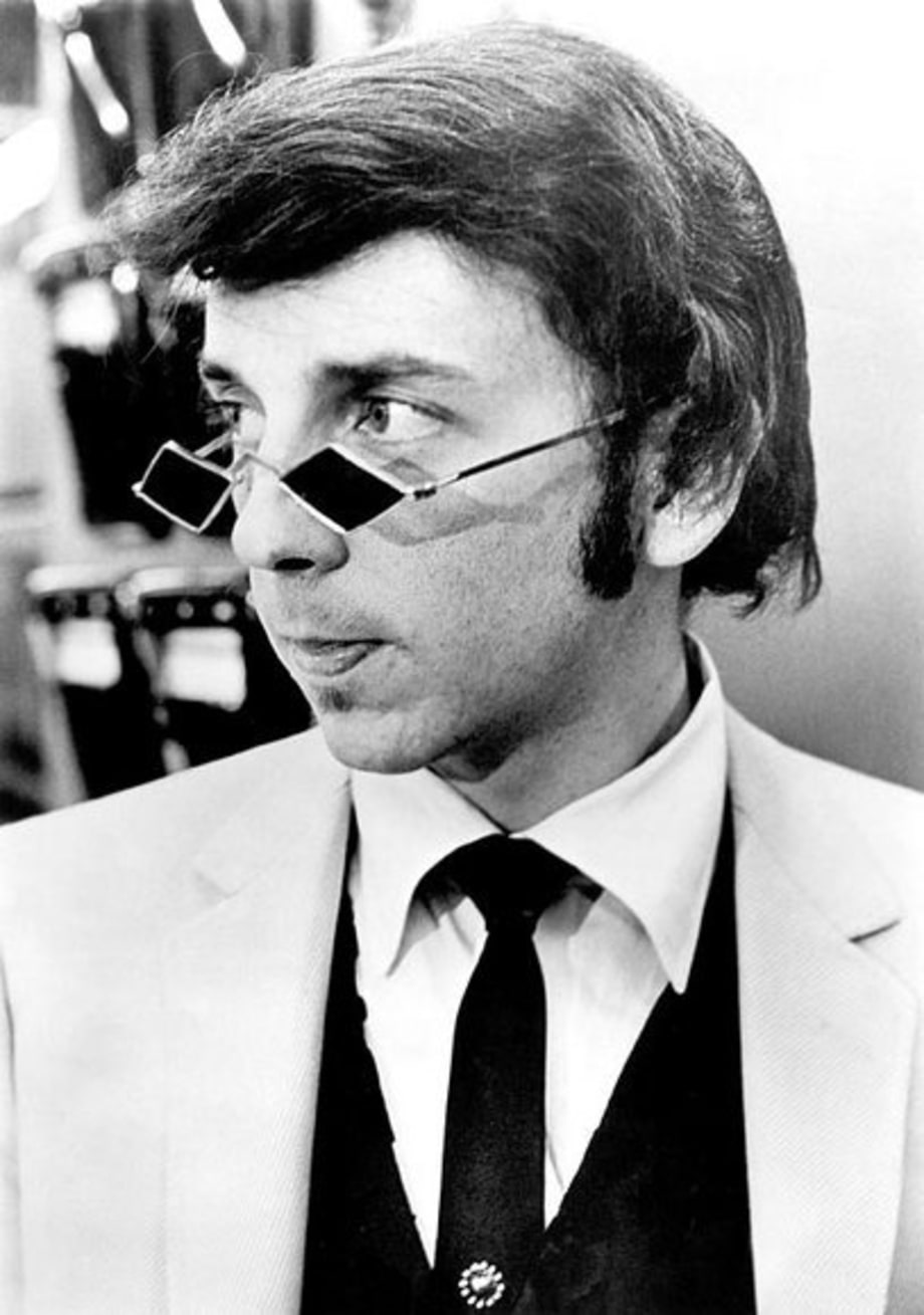 Phil Spector Vintage 1970 Glasses Phil Spector Before