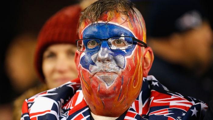 Super Bowl 51 Patriots Fans Confidence Anger