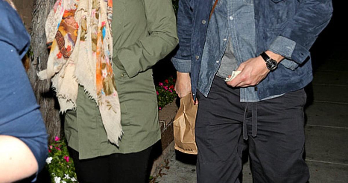 Katy Perry John Mayer Dress Down For Beverly Hills Dinner