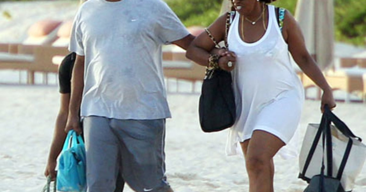 Denzel Washington Celebrates 58th Birthday With Wife