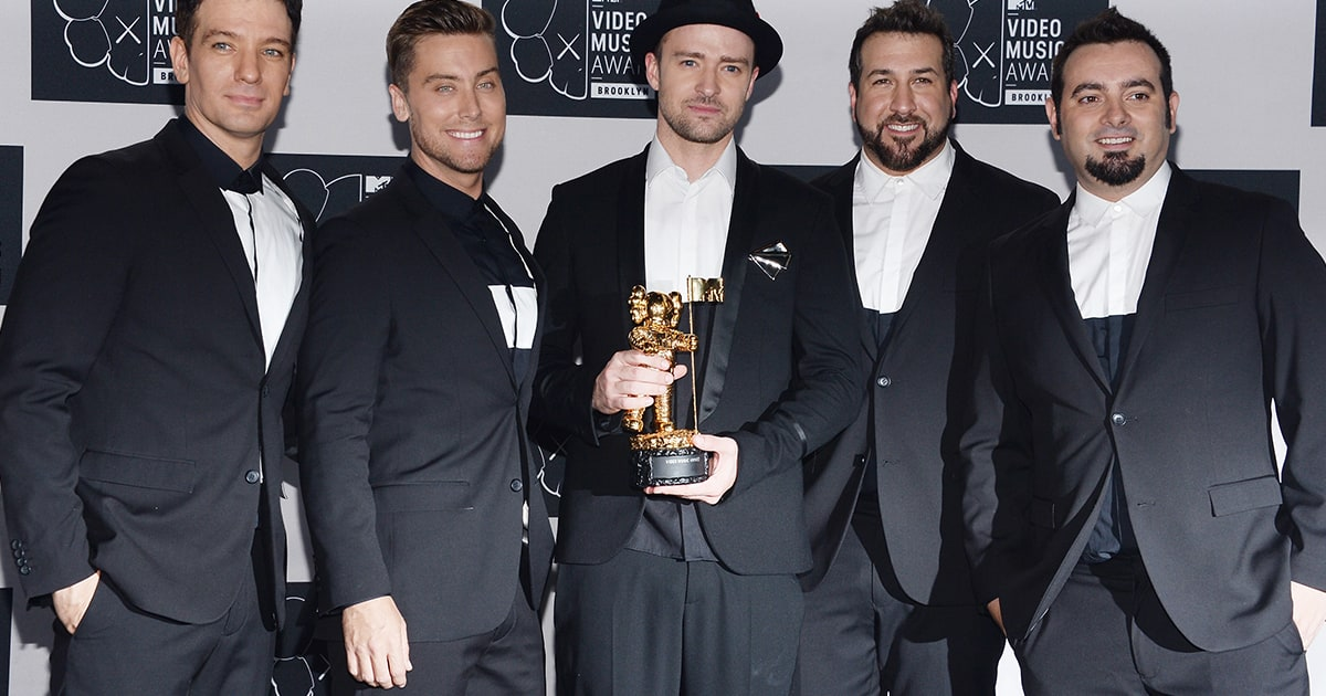 N Sync Backstreet Boys To Reunite On SNLs 40th