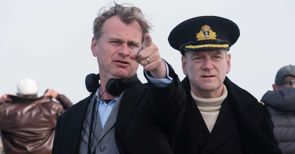 Image result for christopher nolan dunkirk