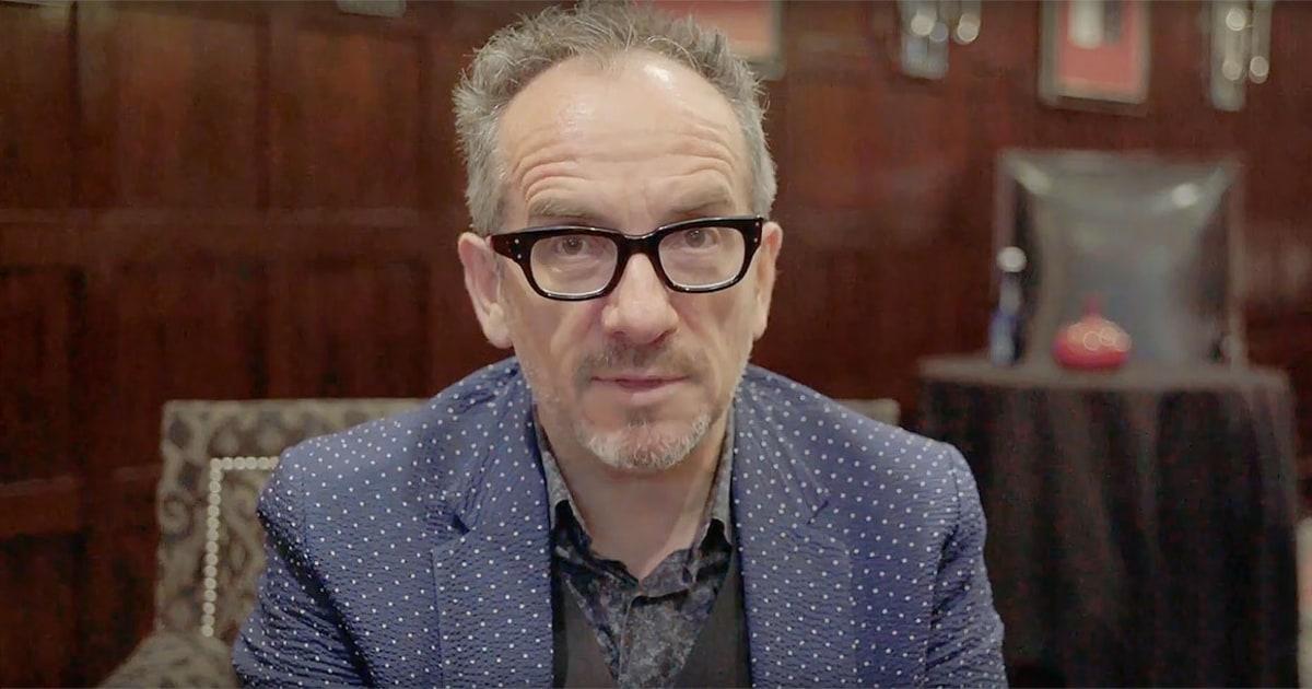 Elvis Costello Talks Personal Reasons Behind New Alzheimer