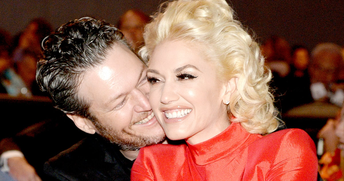 Gwen Stefani Admits Shes In Love With Blake Shelton Us