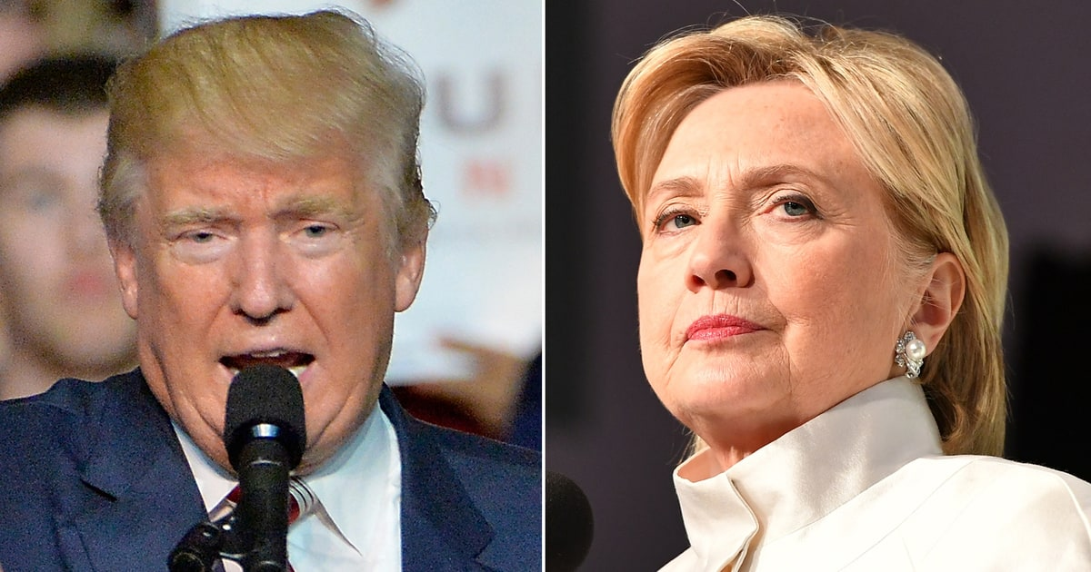 Image result for images, good trump vs. evil hillary debate 3