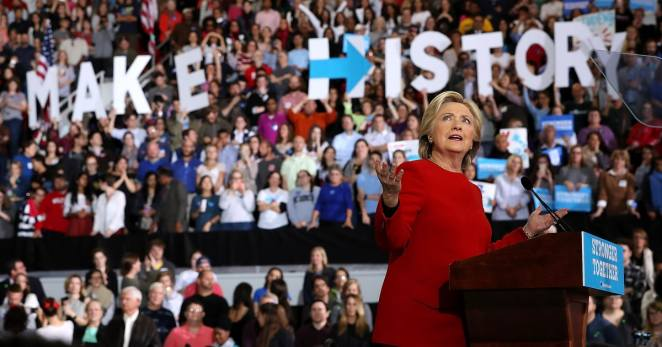 Image result for hillary clinton releases book to talk about her 2016 elections