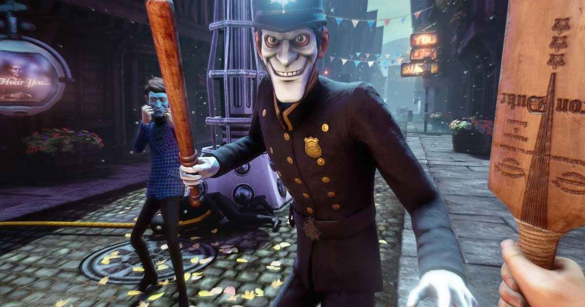 We Happy Few Adds New Playable Character Sally