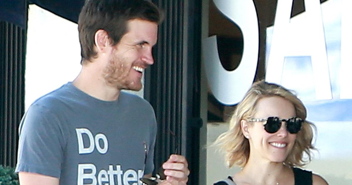 Rachel McAdams Boyfriend Go On Cute Shopping Date Us Weekly