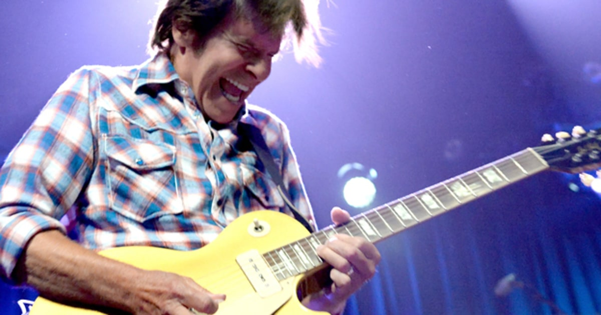 John Fogerty Celebrates Birthday New Album In LA