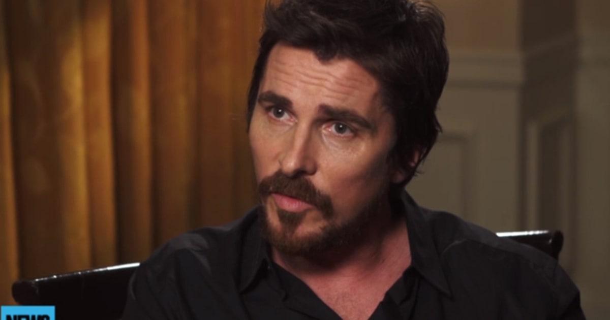 Christian Bale Explains His Dark Knight Growl Rolling