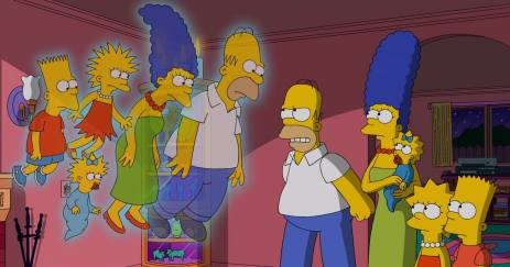 Image result for the others simpsons