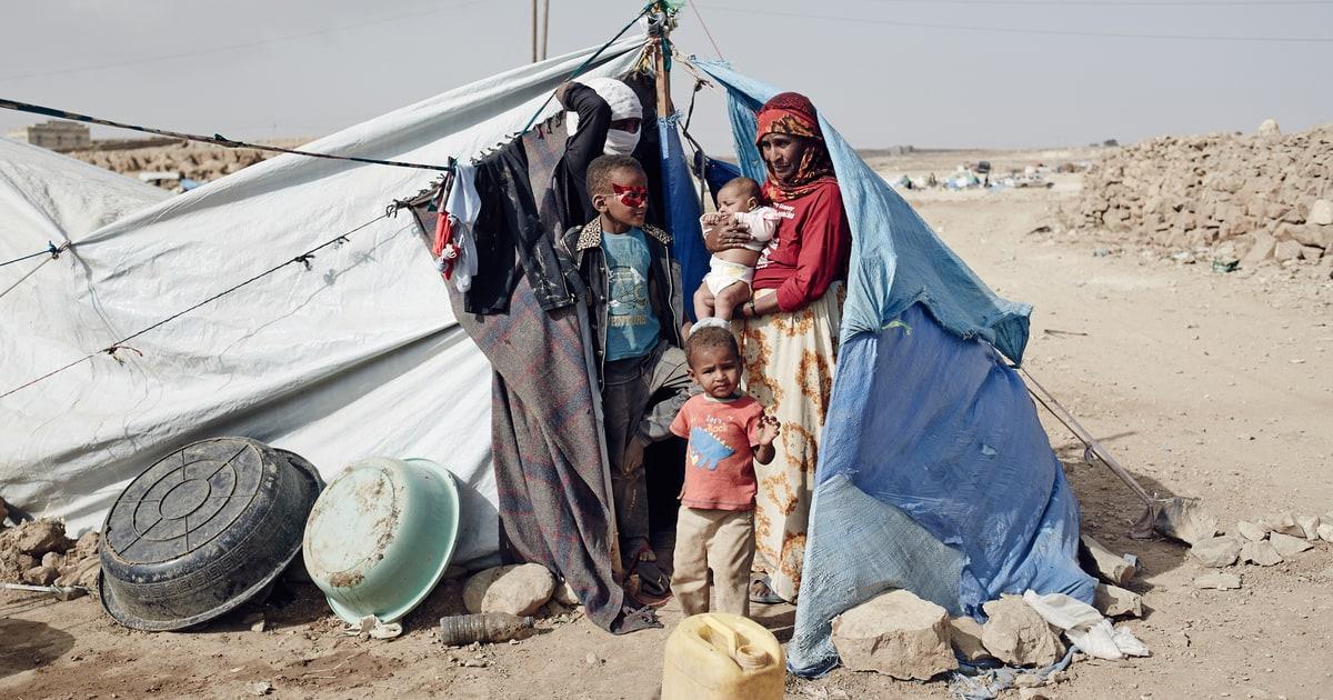 yemen guerra dimenticata