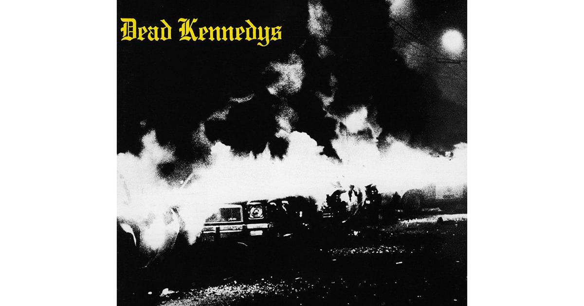 Dead Kennedys Fresh Fruit For Rotting Vegetables 1980