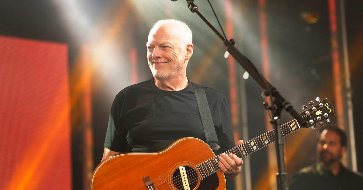 See David Gilmour Play One Of These Days For First Time In 22 Years Rolling Stone