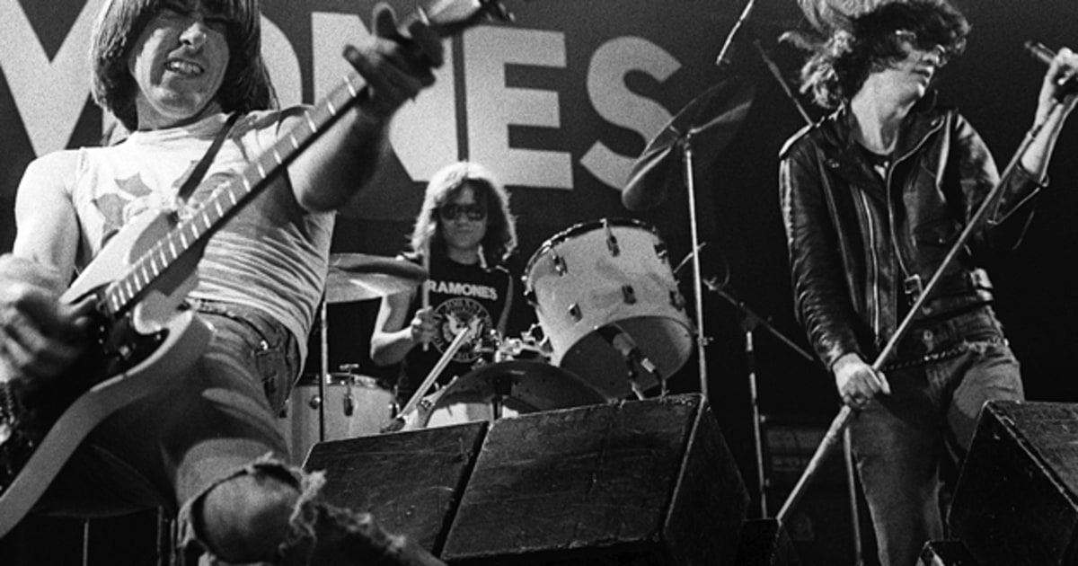 Readers Poll The 10 Best Ramones Songs Rolling Stone