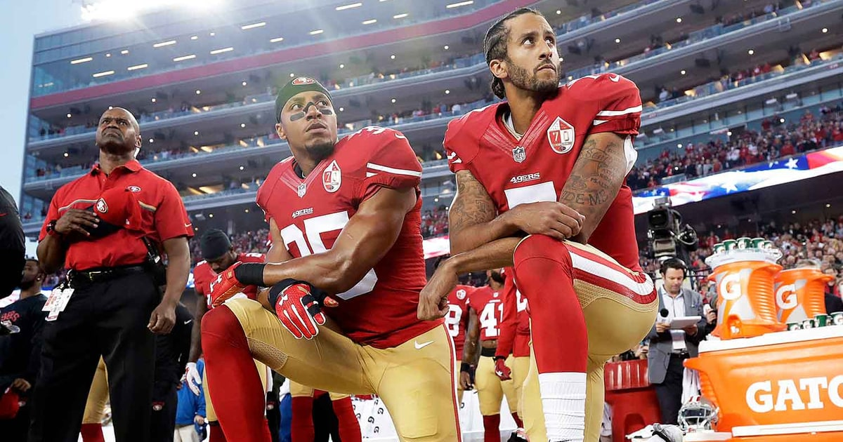 Image result for photos of Colin Kaepernick