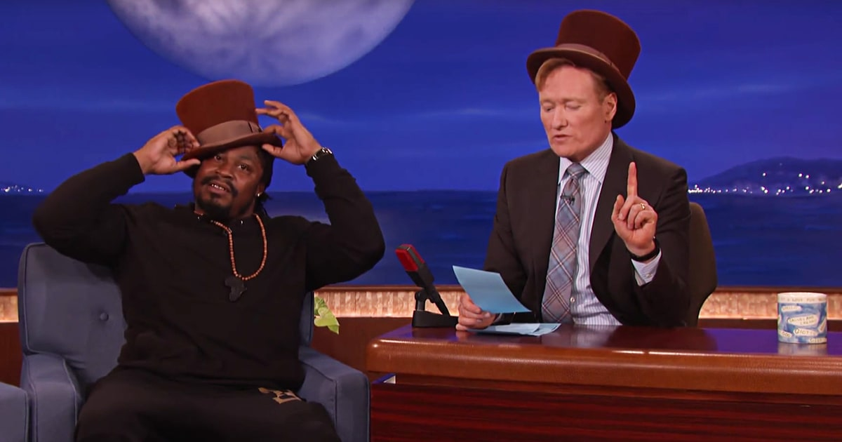 Image result for marshawn lynch on conan