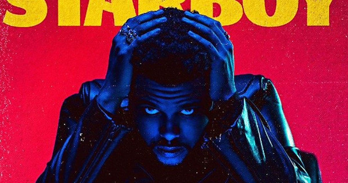 Image result for the weeknd starboy