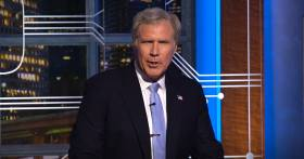 Watch Will Ferrell Reprise 'George W. Bush' to Trash Trump