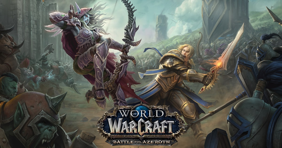 Battle Of Azeroth Is Next World Of Warcraft Expansion Rolling Stone