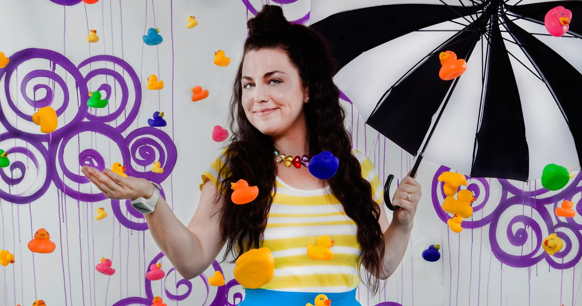 Image result for amy lee dream too much