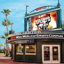 Disney May Start Hosting eSports Events At ESPN's Wide World Of Sports complex