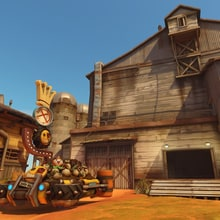 'Overwatch': Junkertown Map Now Live for Testing