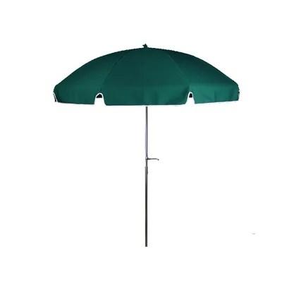 7 5 steel marine patio umbrella with crank and tilt