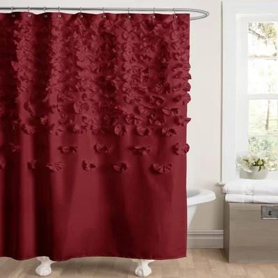 Burgundy Bathroom Ideas House Of Rumpley