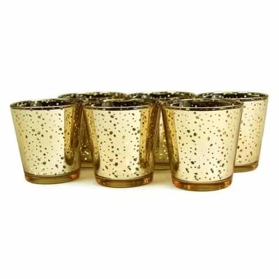 Koyal Wholesale Antique Glass Votive Cup