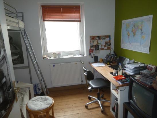 9-qm-Zimmer im Hansaviertel braucht neuen Bewohner - WGs in Rostock-Hansaviertel