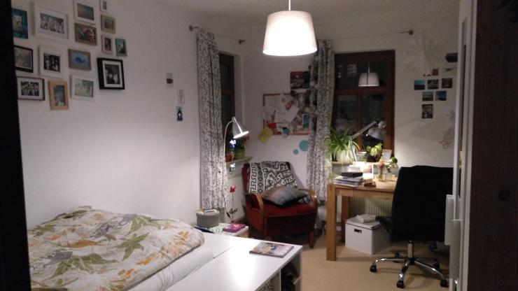 11 qm Zimmer in 5er WG - Suche WG Freudenstadt