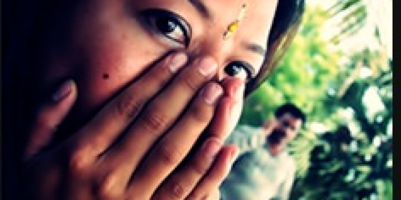 印度。跟神油一樣神奇的眼線!