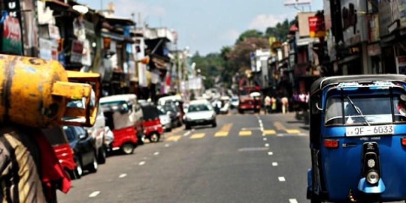 斯里蘭卡。殺光你記憶卡的殖民城市-Kandy(1)