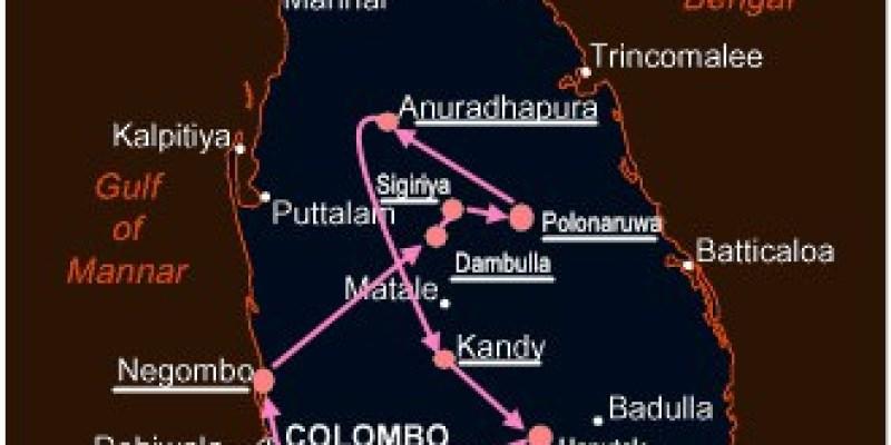 斯里蘭卡一個月-行程簡約版攻略下載(1)(內容太長拆篇幅)