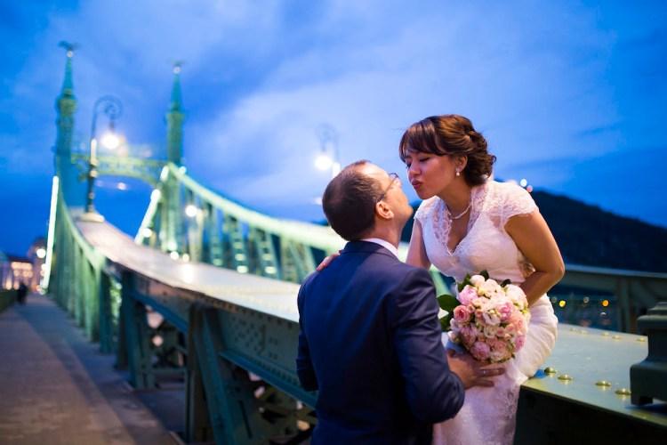 囍。專屬浪漫的新娘捧花-粉紅牡丹花與玫瑰的幸福
