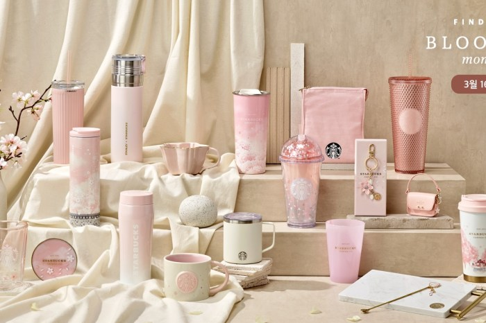韓國購物資訊∥ 2021韓國星巴克 Starbucks 스타벅스 春天櫻花杯全系列產品含容量品項說明_3/16上市