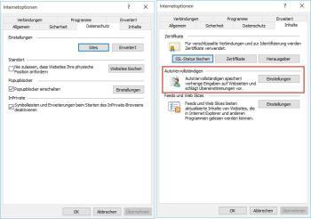 Datenschutz im Windows 10 Explorer richtig einstellen