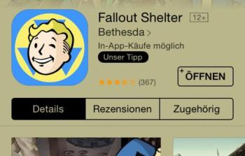 Android Version von Fallout Shelter auf Windows installieren