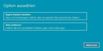 Windows 10 ohne Key installieren