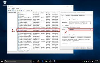 Treiber-Updates verhindern Windows 10