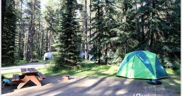 加拿大|露營。Whistlers Campground.擁有大型Playground的Jasper洛磯山脈國家公園營地