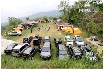 露營   新竹五峰。廣野露營區.適合夏季避暑的高海拔營地