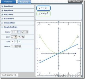 2D Graph