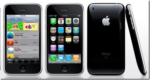 iphone 3G india