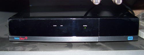 The set top box in all its glory !
