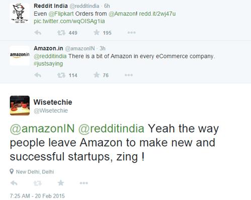 Amazon Response