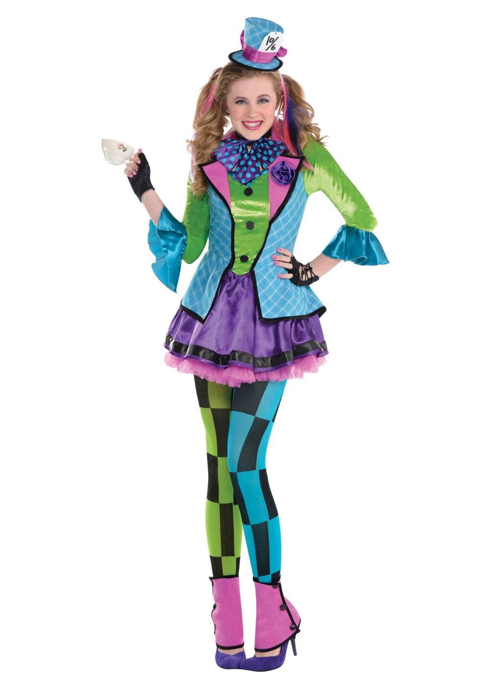 Alice In Wonderland Costumes Party City