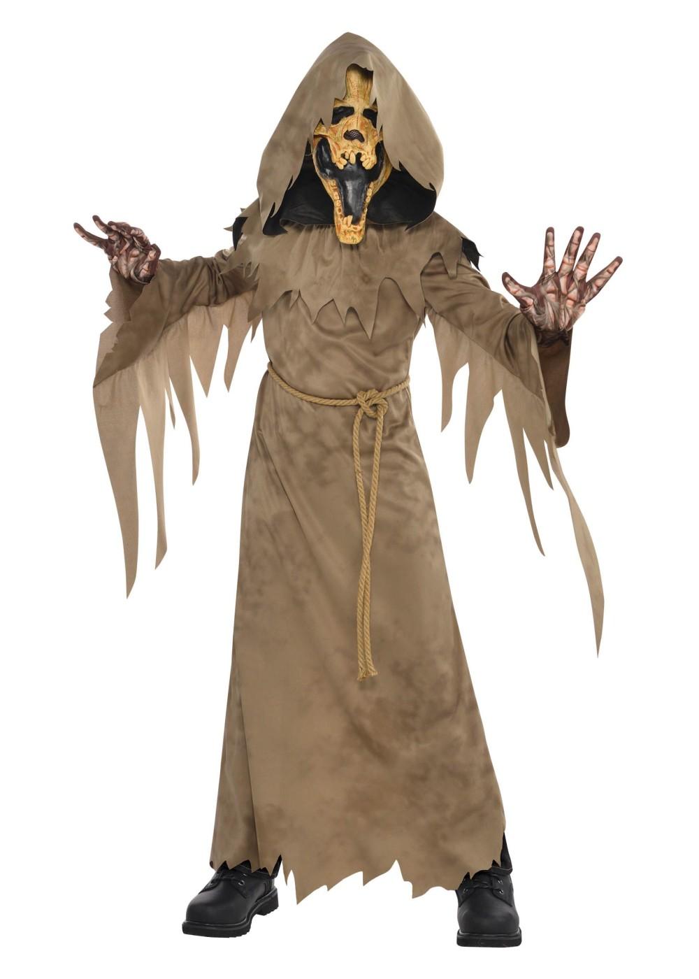 Swamp Creeper Boy Costume Scary Costumes